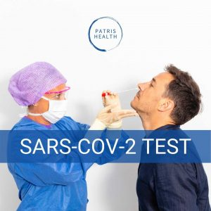 Patris Health - The rapid COVID-19 antigen test is a certified medical diagnostic test for testing infection with coronavirus SARS-CoV-2. Order now.